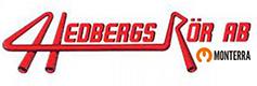 Hedbergs Rör Logotyp